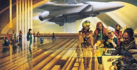 Marcianos Como No Cinema: A ficção científica e o futuro | Ficção científica literária | Scoop.it