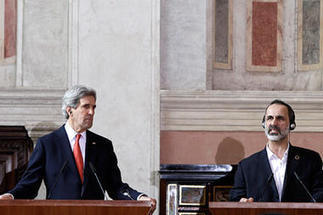 Direct US aid to Syria's rebels: Why now – and is it too late? | Coveting Freedom | Scoop.it