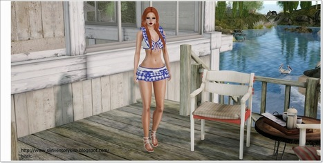 SL Inventory Killa : Cute MM board outfit! | Finding SL Freebies | Scoop.it