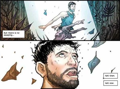 The Red Wing (Hickman, Pitarra) | Fumetti | Scoop.it