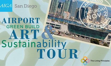 AIGA San Diego | Green Build Art & Sustainability Tour | Meet Green & Cheers! | Scoop.it