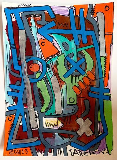 Sans Titre by Tarek   The art of Tarek   Scoop.it
