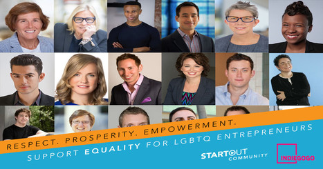 Support Equality for LGBTQ Entrepreneurs | LGBT Online Media, Marketing and Advertising | Scoop.it