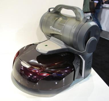 Robot Vacuums That Empty Themselves | Robots and Robotics | Scoop.it