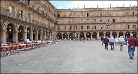 Plaza Mayor de Salamanca 4 | Memoria de las Piedras | Scoop.it
