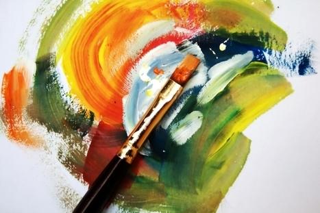 Как творчество помогает пережить трудности - artissimo   Спонтанное творчество   Scoop.it