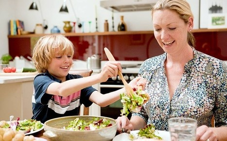 10 ways to teach your child to eat well - Telegraph.co.uk | Food | Scoop.it