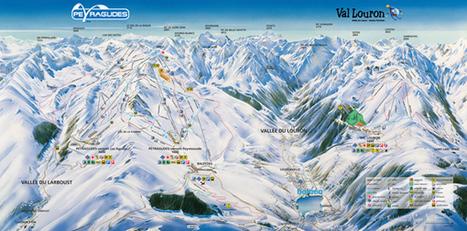 Les Neiges Louronnaises, un nouveau domaine skiable commun | Vallée d'Aure - Pyrénées | Scoop.it