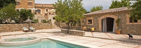 A holiday in Majorcan Boutique Hotel | Finca Hotel Majorca | Scoop.it