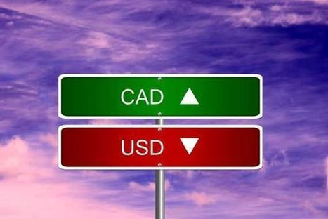 Le dollar canadien à un sommet de dix mois (versus la devise américaine) | Marketing your technologies around the world | Scoop.it