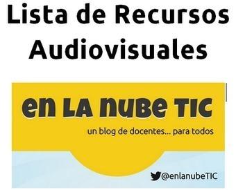 En la nube TIC: Recursos audiovisuales: Dónde encontrar iconos, vectores, imágenes, audios, música... | Docentes:  ¿Inmigrantes o peregrinos digitales? | Scoop.it