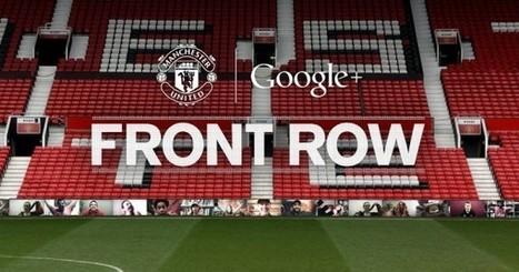 Manchester United et Google signent un partenariat innovant | Innovation and digital soccer | Scoop.it