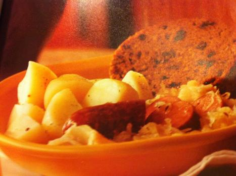 Crock pot sausage, sauerkraut a perfect autumn meal - The Randolph Guide   ESOL   Scoop.it