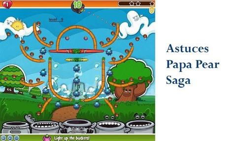 Astuces et solutions papa pear saga | Astuces sur Facebbook | Scoop.it