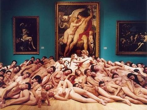 70 fotografías de Spencer Tunick | Valendo! | Scoop.it