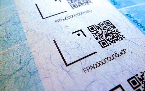 Prooftag lance le «code à fibres» | QR code news | Scoop.it