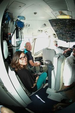 Aboard the Flying Eye Hospital from Indianapolis to Panama City   Ophthalmology News   Scoop.it