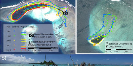 Changement climatique: cinq îles des Salomon disparues sous les eaux du Pacifique | STOP GAZ DE SCHISTE ! | Scoop.it