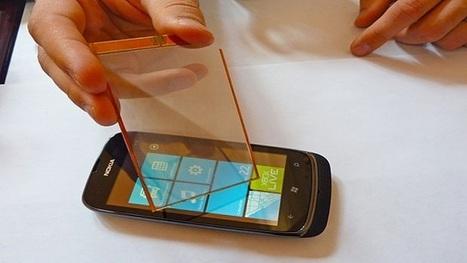 Pantalla solar para aumentar la vida de tu smartphone | Apuntes de un doctorando | Scoop.it