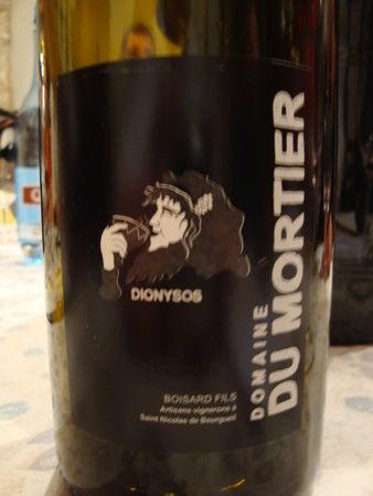 domaine du Mortier 2008 saint nicolas de bourgueil | Vins de Loire | Scoop.it