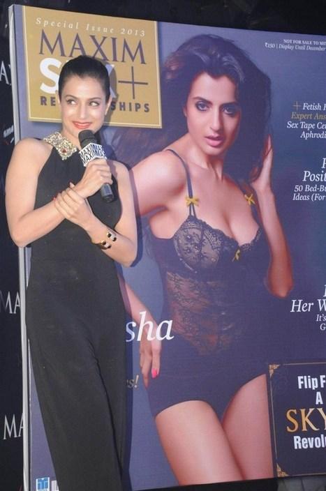 ameesha-patel-photoshoot-at-maxim-launch-8 - breezemasti photo gallery | Bollywood Actress | Scoop.it