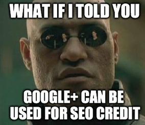 How To Hack Google Plus For SEO Value | Social Media, SEO, Mobile, Digital Marketing | Scoop.it