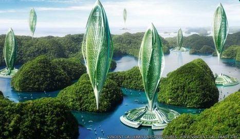 Ideas alucinantes para vivir en un futuro ecológico - El Comercio | Arquitectura | Scoop.it