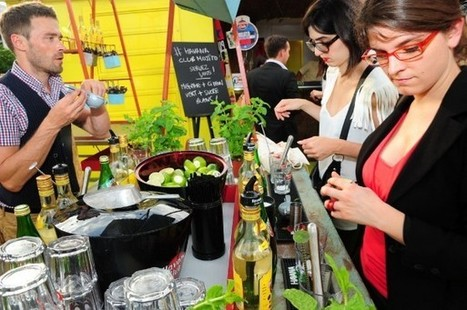 Havana Club lance la saison du mojito | streetmarketing | Scoop.it