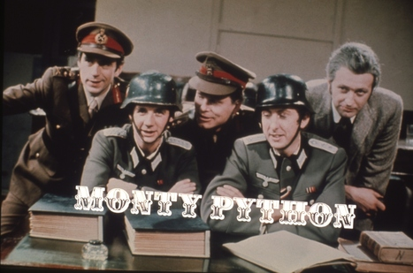 Monty Python - Flying Circus | Enseigner les langues avec les tice | Scoop.it