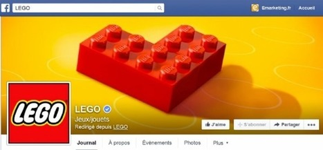 LeWeb'14 : la stratégie social media de LEGO | Marketing & Stratégie | Scoop.it