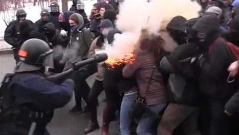 Des manifestations contre l'austérité réprimées dans la violence au Québec | Archivance - Miscellanées | Scoop.it