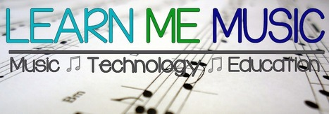 Learn Me Music:  iPads in the Music Classroom: 5 Best Apps for Music Class | iPad i undervisningen | Scoop.it