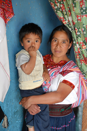 Mayan People from Chiapas Mexico | Mixed American Life | Scoop.it