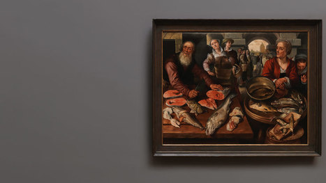 "[MUSEES DU MONDE] ""Fish Market"" 