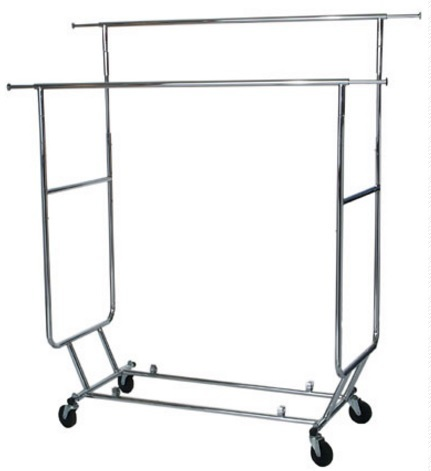 Shop Commercial Grade Collapsible Garment Racks | Rollingracks.ca – Shop for wholesale and retail rolling racks, collapsible clothing racks, bags, steamer, hangers & much more in Canada, Toronto and around. | Scoop.it