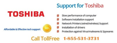 Choose your custom Toshiba laptop support package to get quick service | TECHNICAL SUPPORT | Scoop.it