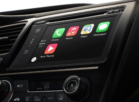 """Apple's """"iOS in the Car"""" Becomes CarPlay, Due in Vehicles Later This Year 
