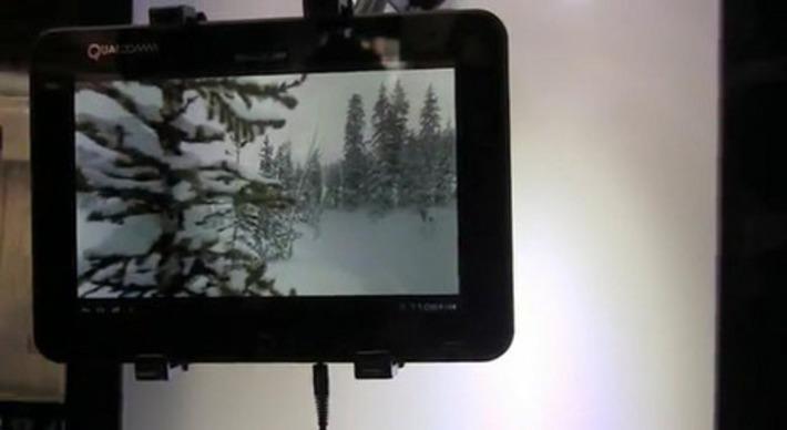Qualcomm's newest 3D tablet | Machinimania | Scoop.it