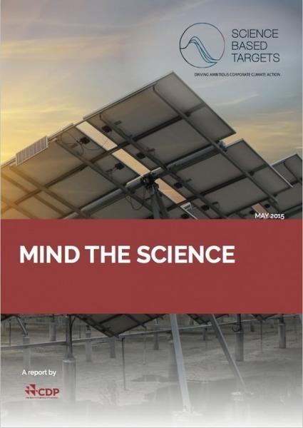 CDURABLE.info l'essentiel du développement durable : : L'initiative Science Based Targets appelle les entreprises à aligner leurs émissions de gaz à effet de serre sur l'objectif de 2°C | CDURABLE.info | Scoop.it