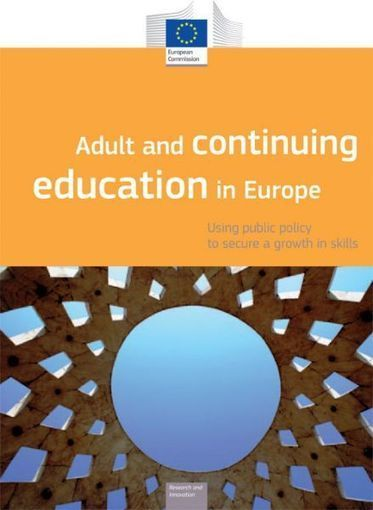 EAEA - A new publication on adult and continuing education by the European Commission | Curating-Social-Learning | Scoop.it