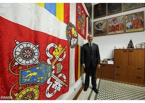 Na inauguráciu nového veliteľa Švajčiarskej gardy prišiel aj Svätý Otec | Správy Výveska | Scoop.it