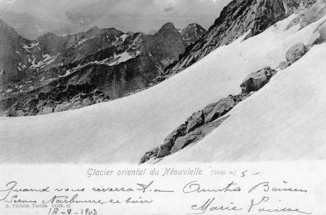 Dans les Pyrénées, la fonte des glaciers s'accélère | Vallée d'Aure - Pyrénées | Scoop.it