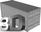 Large Format 3D Printer in Shipping Containers   Printing Technology News   Scoop.it