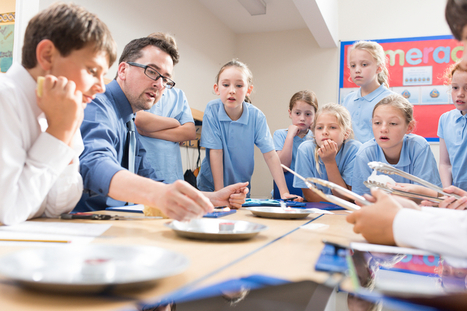 'It's time to ditch the traditional school curriculum and prepare young people for life' | :: The 4th Era :: | Scoop.it