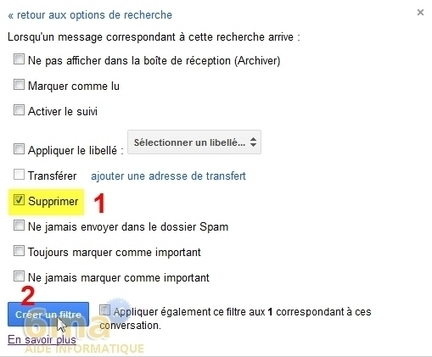 Comment bloquer un expéditeur sur Gmail ? | Time to Learn | Scoop.it
