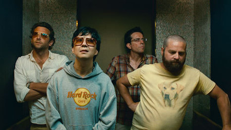 I Rate Films » The Hangover Part II | Film reviews | Scoop.it