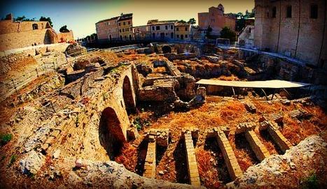 L'Anfiteatro di Ancona   Le Marche un'altra Italia   Scoop.it