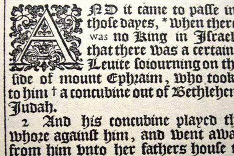 God's word in the King's English | Washington Times Communities | Metaglossia: The Translation World | Scoop.it