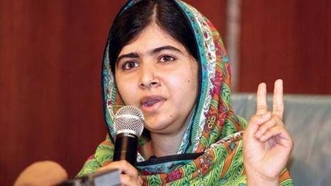 Nobel de la Paix. La Pakistanaise Malala et l'Indien Satyarthi primés | Au hasard | Scoop.it