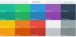 Pixie a Small Handy Color Picker | Social Media and Mobile Websites | Scoop.it